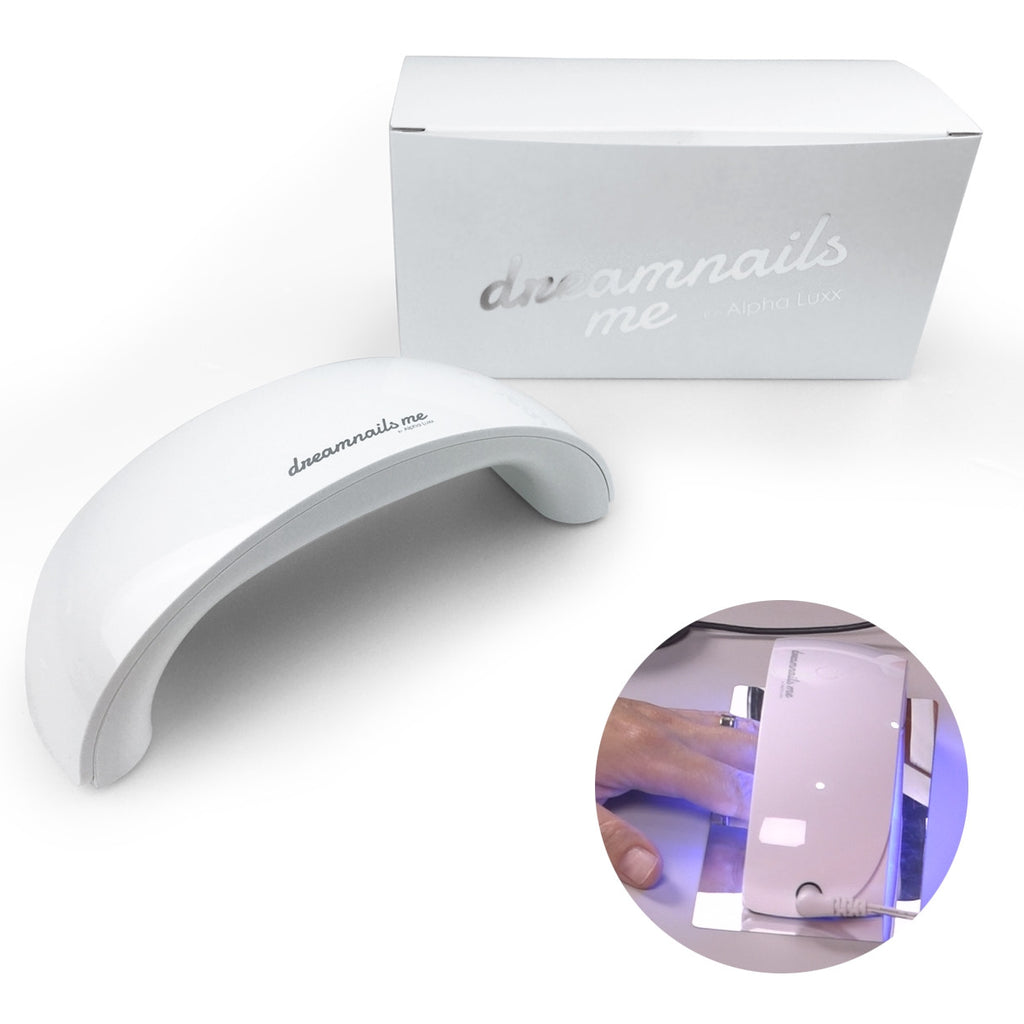 Personal High Performance UV Gel Nail Curing Lamp
