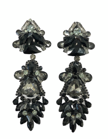 Tahirah Crystal Earrings