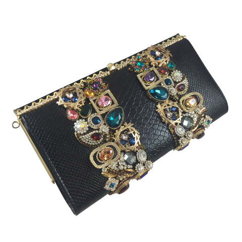 Grace Crystal Purse