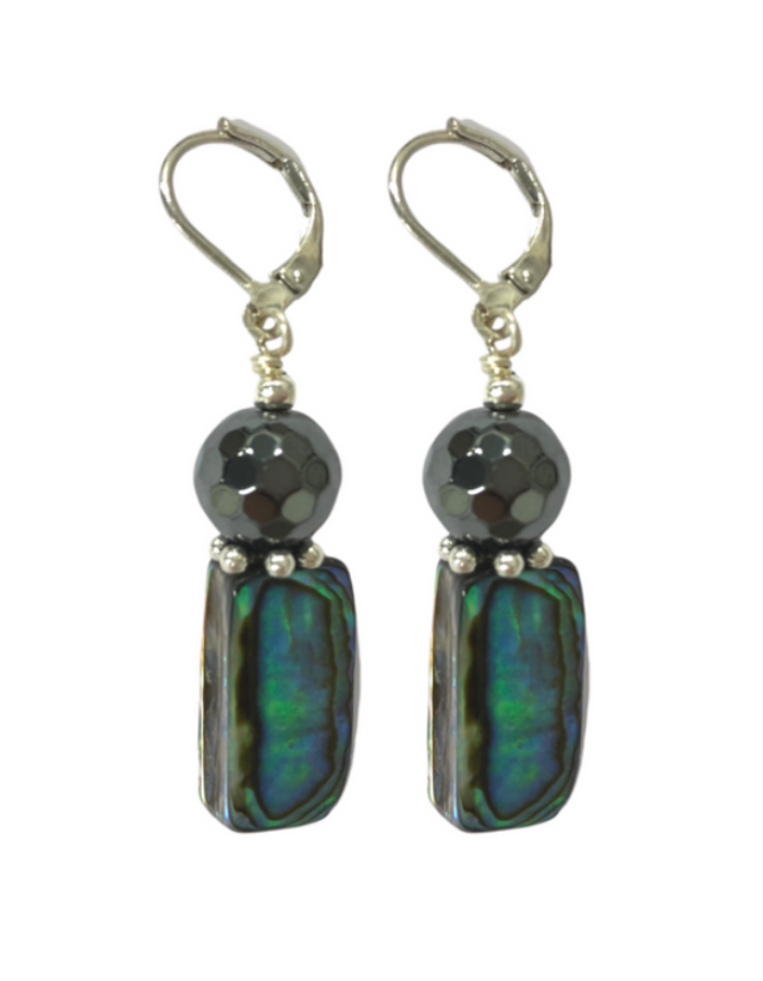 Fortuna Abalone and Hematite