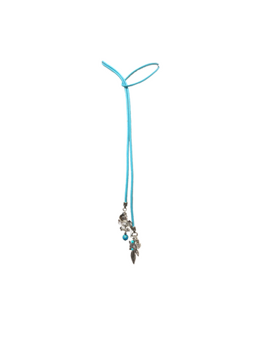 Fabianne Genuine Leather Lariat