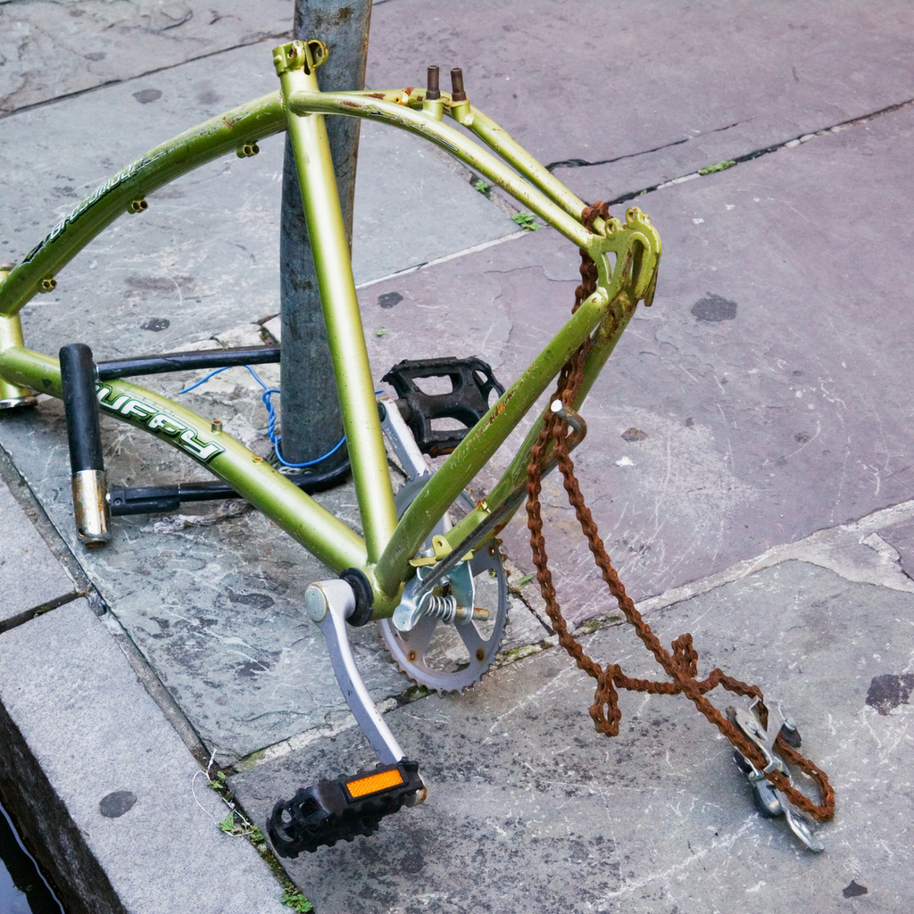 5 Tips on How  to Protect Your Bike from Bike Thieves.