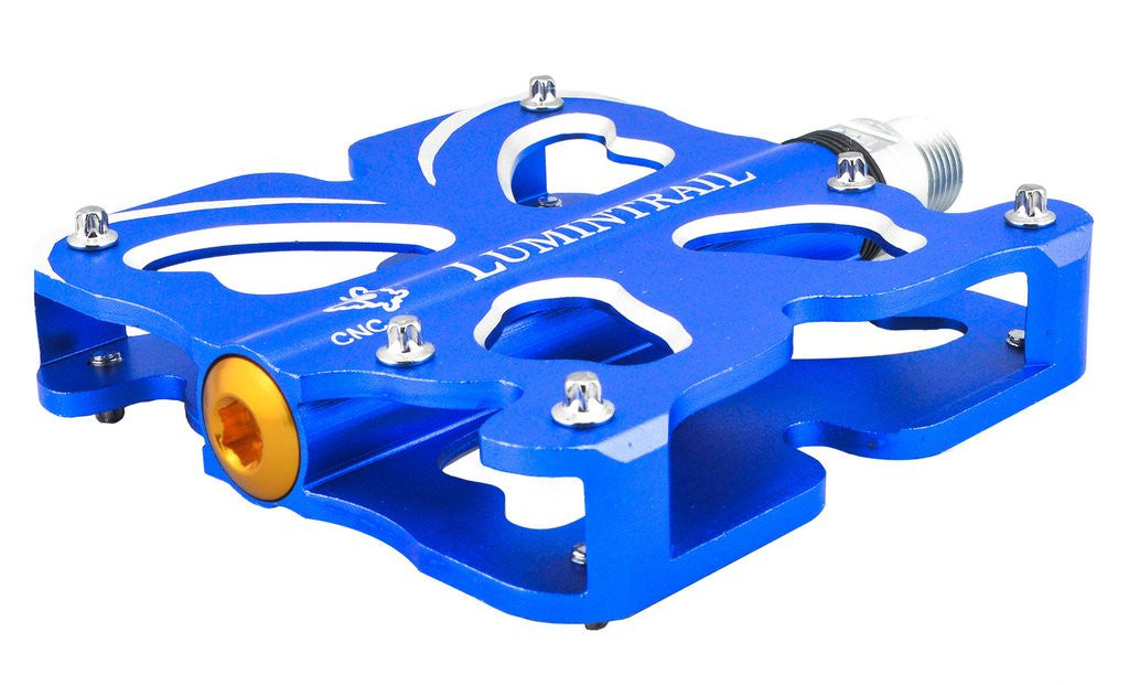 Butterfly Bike Pedals with CNC Alloy Sealed Bearing