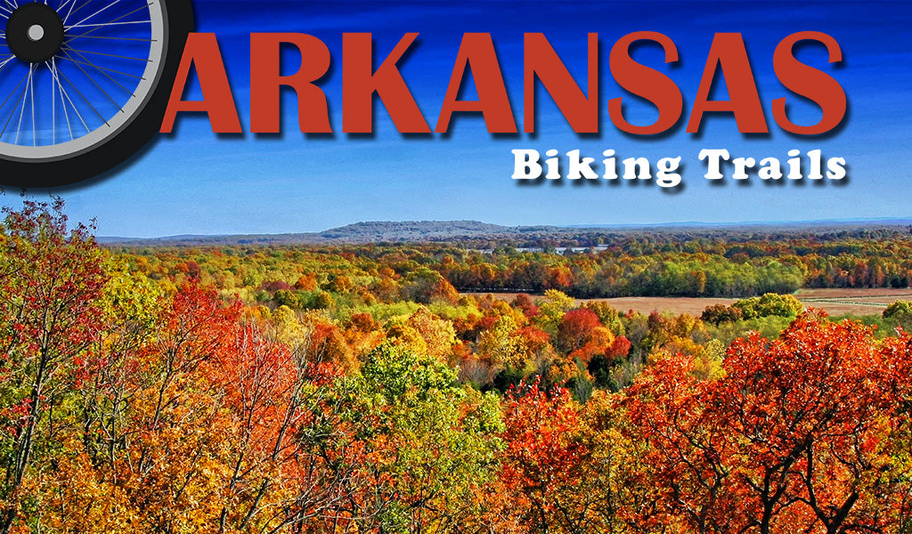 Arkansas Biking Trails