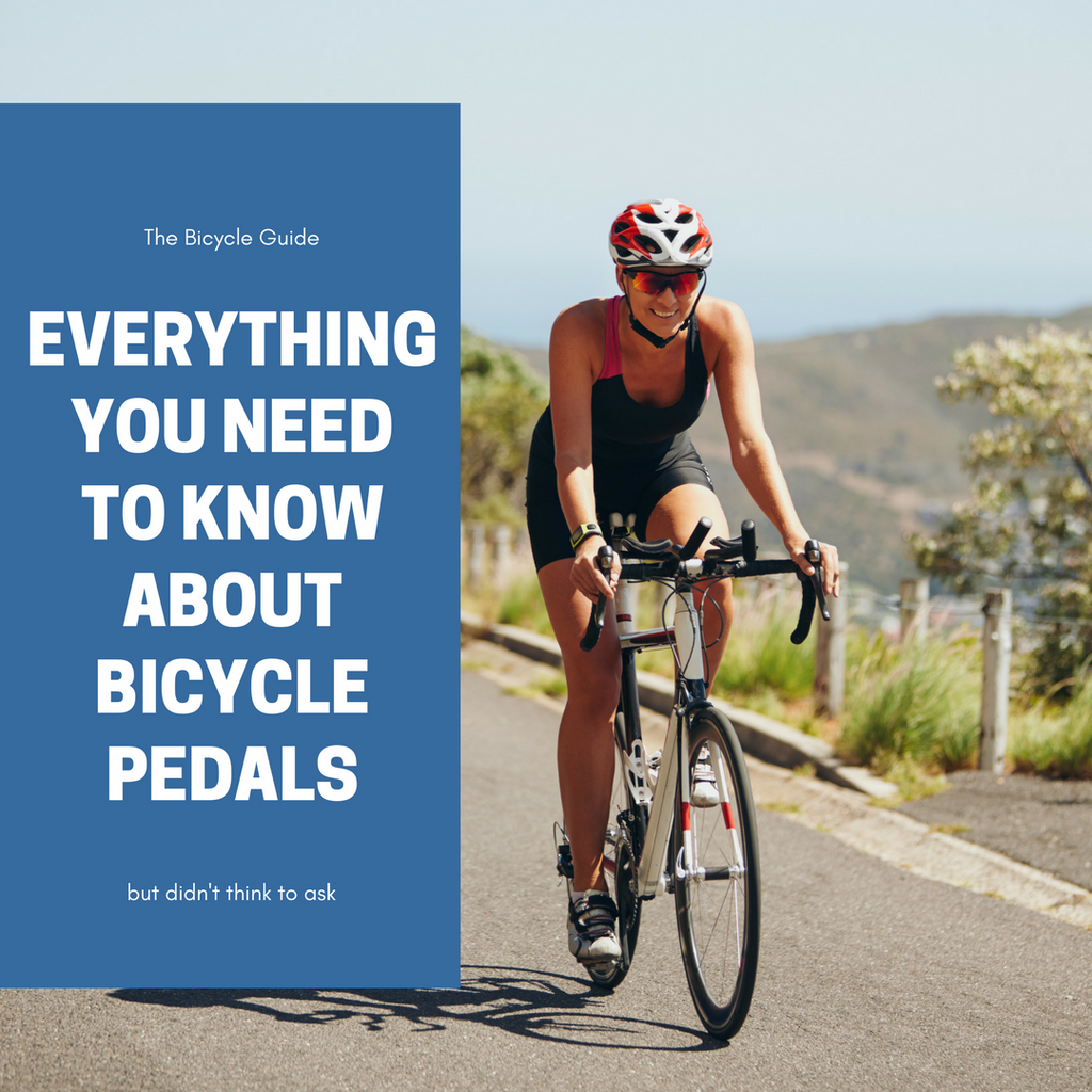 Everything You Need to Know About Bicycle Pedals