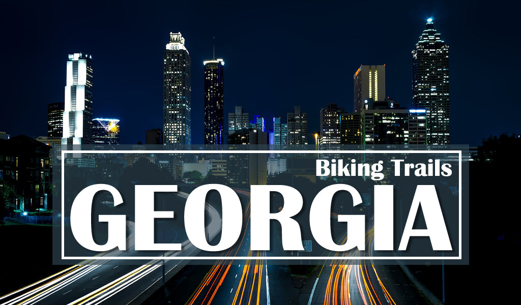Georgia Biking Trails