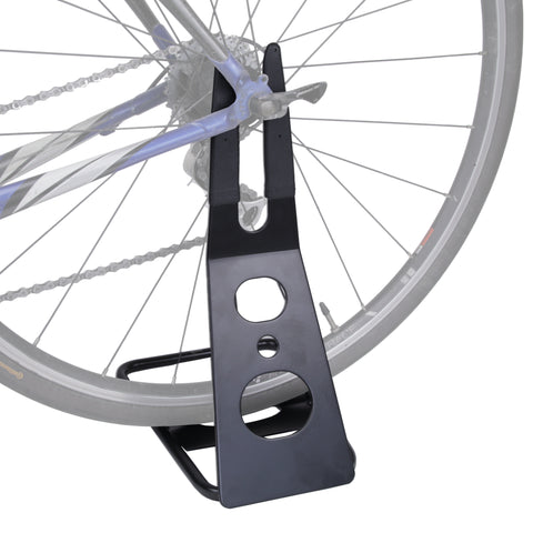 Lumintrail Bike Floor Hub Mount Rear Parking Rack Stand for Mountain Bike and Road Bicycle