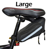 Bike Wedge Saddle Bag Large