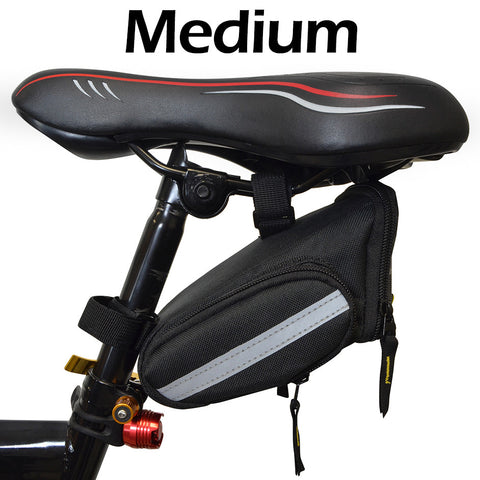 Bike Wedge Saddle Bag Medium