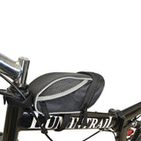 Saddle Bag Bicycle Wedge Tube with Adjustable Straps