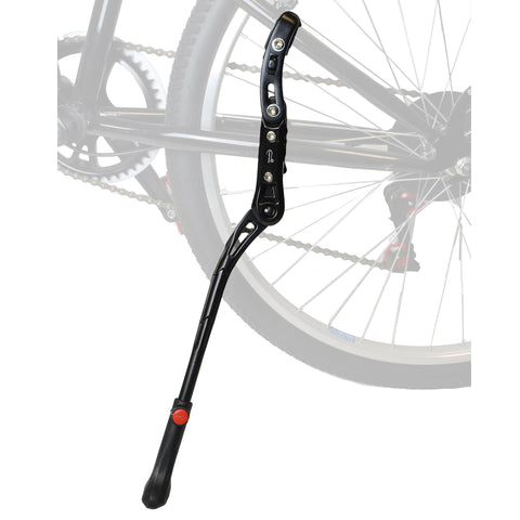Bicycle Kickstand: Rear Dual Mount