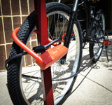 Bicycle Combination U-Lock - Maximum Security