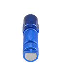 LED Pocket Key chain Flashlight 130 Lumen with Magnetic Tail