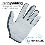 mountain bike gloves full finger