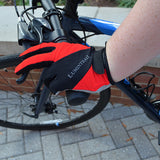 Bike Gloves Shock-Absorbing Full Finger
