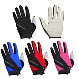 Shock Absorbing Full Finger Bike Gloves