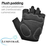Bicycle Gloves, Half Finger Shock-Absorbing