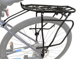 Rear Frame Mounted Bike Cargo Rack for Disc Brakes