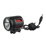 LuminTrail LTC-3000 LED bicycle headlight set