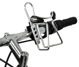 Bicycle Water Bottle Cage with Handlebar Mount Bracket