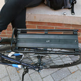 Quick Release Rear Seatpost Bike Cargo Rack
