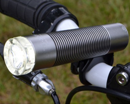 Lumintrail TB-300S USB Rechargeable Bicycle Light