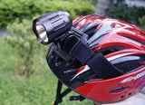 Lumintrail TB-1000 Bicycle Light with Helmet Mount