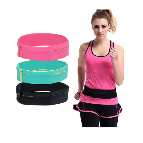 Professional Running Sports Waist Belt Bag for Mobile Phone
