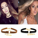 Trendy Choker Necklaces for Women Many Styles