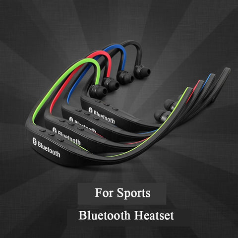 Workout S9 Sport Wireless Headphones Bluetooth 4.0 Headset