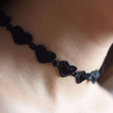Laciness Choker Necklaces For Women Fashion Statement