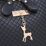 Women's Fashion Messenger Mini Shoulder Bags With Deer