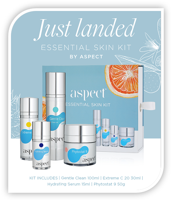 Aspect Limited Skin Care Kit Only $220.00