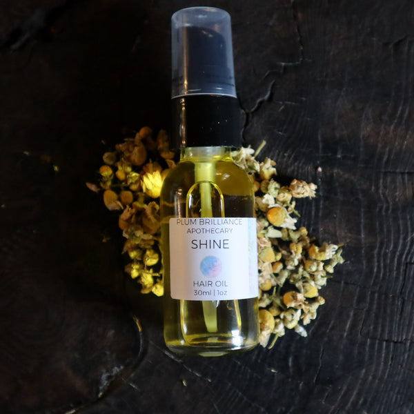 Hair Oil Natural - Shine