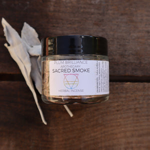 Sacred Smoke Natural Herbal Incense