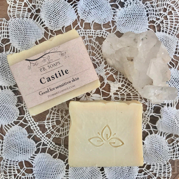 Castile Olive Oil Soap Soap Plum Brilliance