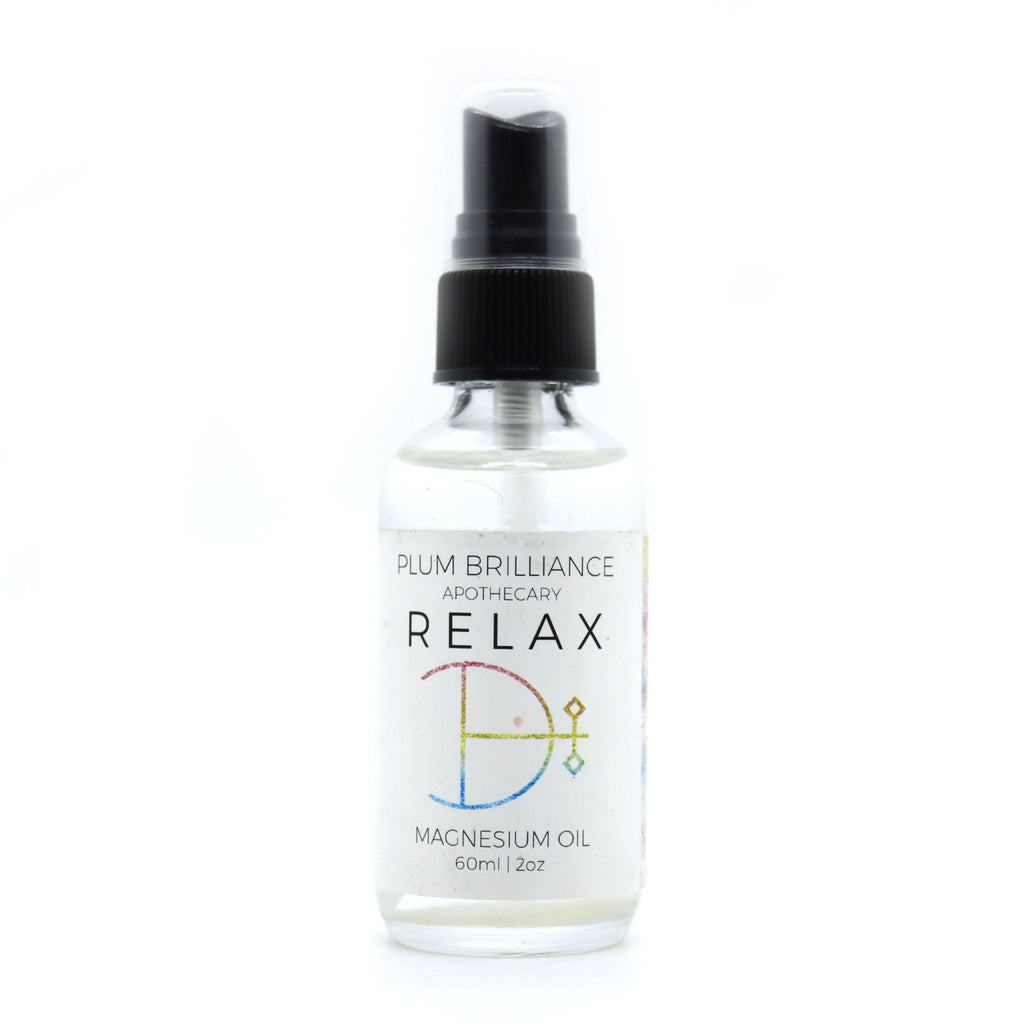 magnesium oil natural relaxation by plum brilliance