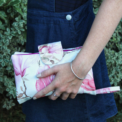 Nappy wallet - Binky's creations