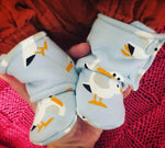 Booties - Binky's creations