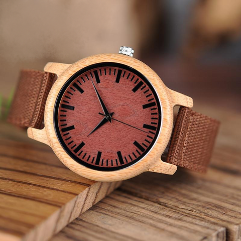 Bamboo Wooden Watches | L-D09 - Urban Bamboo