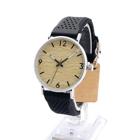 Sport Edition Bamboo Wood Watch - Men/Women - Urban Bamboo