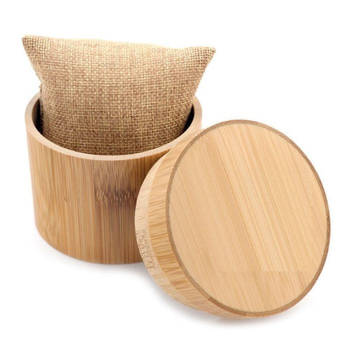 Bamboo Wood Box for Watch - Urban Bamboo