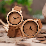 Couples' Timepiece Wooden Watches - Urban Bamboo