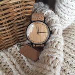 Wooden Dial Fashion Wooden Watches - Urban Bamboo
