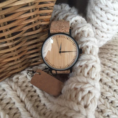 WoodenDial Fashion Wooden Watches - Urban Bamboo