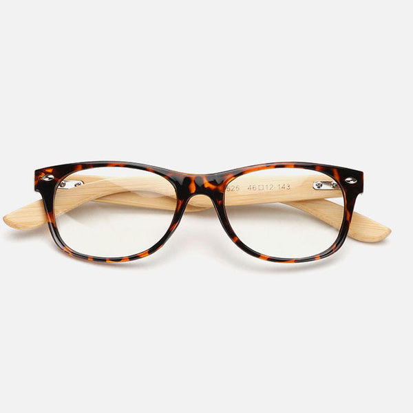 Bamboo Wood Glasses Frame - Urban Bamboo