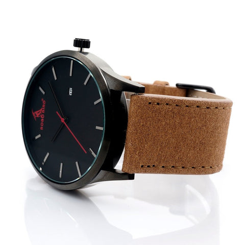 Bamboo Wood Classic Watch - Urban Bamboo