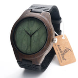 Retro Bamboo Watch - Urban Bamboo