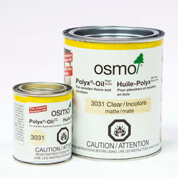 * OS3031, OSMO Polyx-Oil 3031 Clear Matte - RustyDesign