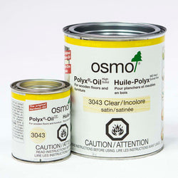 * OS3043, OSMO Polyx-Oil 3043 Clear Satin - RustyDesign